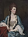 1769 (or after) Elizabeth Kerr, née Fortescue, Marchioness of Lothian (1745-1780) by Sir Joshua Reynolds (auctioned by Sotheby's)