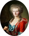 1770 Noblewoman by François-Bruno Deshays de Colleville (for sale by Dorotheum)