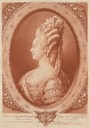 1770s Marie Antoinette by Richard Brookshaw (Bibliothèque nationale de France)