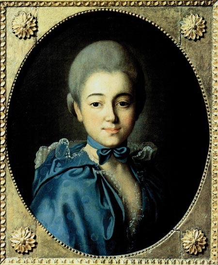 1770s Varvara Petrovna Sheremeteva by ? (location ?) Wm