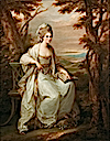 1771 Anne Loudoun, Lady Henderseon of Fordell by Angelika Kauffman (Angelika-Kauffmann-Museum, Schwarzenberg Germany)