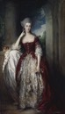 1773 to 1777 Anne, Duchess of Cumberland by Thomas Gainsborough (Royal Collection)