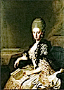 1773 Anna Amalie von Saxe-Weimar-Eisenach by J. E. Heinsius (location unknown to gogm)