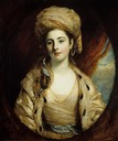 1774-1775 Mrs Richard Paul Jodrell by Sir Joshua Reynolds (Detroit Institute of Arts - Detroit, Michigan, USA)
