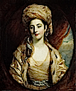 1774-1775 Mrs Richard Paul Jodrell by Sir Joshua Reynolds (Detroit Institute of Arts - Detroit, Michigan USA)