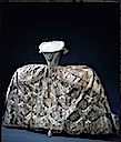 1774 wedding dress of Hedwig Elizabeth Charlotte of Holstein-Gottorp - overall view