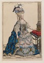 1775-1780 Marie Antoinette in court dress (Waddeson Manor - Aylesbury, Buckinghamshire, UK) From pinterest.com/source/collection.waddesdon.org.uk X 1.25