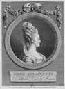 1775 Marie Antoinette by Boizot From pinterest.com/galeblair/antique-engravings/ detint