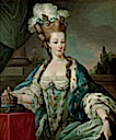 1775 Another copy of the d'Agoty portrait
