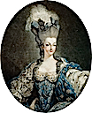 1775 head and bodice closeup based on the d'Agoty portrait