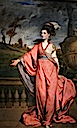 1776 Jane Fleming, Countess of Harrington by Sir Joshua Reynolds (Huntington Library - San Marino, California USA)