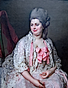 1776 Madame de Saint-Maurice by Joseph Duplessis (Metropolitan Museum - New York City, New York)