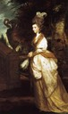 1777-1778 Isabella Lady Beauchamp by Sir Joshua Reynolds (location unknown to gogm)