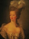 1778 Marie-Antoinette by or after Vigee-Lebrun