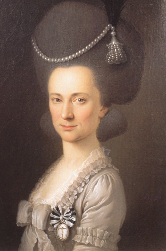 1780 Giuseppina Cles (also called Urszula Dembińska) by Giovanni Battista Lampi (private collection) From digilander.libero.it:tridad:lampi:Image9.jpg