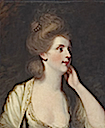 1780 (after) Louisa Conolly by school of Sir Joshua Reynolds (Harvard Art Museums - Cambridge, Massachusetts USA)