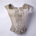 1780s Marie Antoinette's apple green bodice From interest.com:eddreemiles:18th-century: