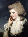 1781-1782 Frances, Countess of Lincoln by Sir Joshua Reynolds (Wallace Collection, London UK)