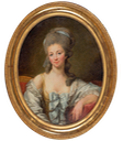 1781 Princess Lamballe attributed to Louise-Élisabeth Vigée-Lebrun (auctioned by Drouot) From batguano