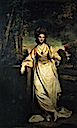 1781 Lady Elizabeth Compton by Sir Joshua Reynolds (National Gallery of Art - Washington, DC USA)