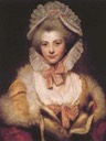 1782 Lavinia Bingham by Sir Joshua Reynolds (Althorp Estate - Northampton UK)