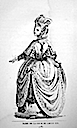 1782 Court Lady by Paul Lacroix