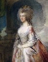 1783 Anne, Duchess of Cumberland by Thomas Gainsborough (Royal Collection)