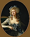 1783 Catherine Noele Grand (née Worlée), Later Madame Talleyrand-Périgord, Princesse de Bénévent by Élisabeth Louise Vigée Lebrun (Metropolitan Museum of Art - New York City, New York USA)