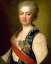 1784 Ekaterina Romanovna Vorontsova-Dashkova by Dmitry Levitsky (location unknown to gogm)
