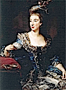 1785 Countess of San Martino by Pompeo Batoni (Museo Thyssen-Bornemisza, Madrid Spain)