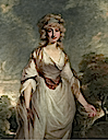 1785 Lady Almeria Carpenter by Richard Cosway (Sphinx Fine Art)