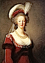 1786 (copy of) Marie Antoinette by ? (location unknown to gogm, 1786 original was at the Detroit Institute of Arts)