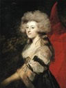 1788 Maria Anne Fitzherbert by Sir Joshua Reynolds (National Portrait Gallery - London UK)