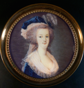 1788 Marie Antoinette by Kern after Martin Drolling after Élisabeth Louise Vigée-Lebrun (Galerie Jaegy-Theoleyre - Paris France)