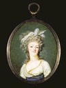 1790 Miniature of Marie-Antoinette by ? (private collection)