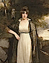 1790 Eleanor Agnes Hobart, Countess of Buckinghamshire by John Hoppner (auctioned by Christie's)