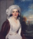 1790s early Rebecca, Lady Simeon by Sir Thomas Lawrence (auctioned by Christie's)