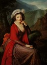 1793 Countess Bucquoi by Marie Louise Elisabeth Vigee-Lebrun (Minneapolis Institute of Arts , Minnesota, Minneapolis USA)
