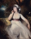 1793 Selina Peckwell, later Mrs. George Grote by Sir Thomas Lawrence (auctioned by Sotheby's)