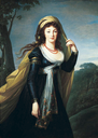 1793 Theresa, Countess Kinsky by Élisabeth Louise Vigée-Lebrun (Norton Simon Museum - Psadena, California USA)