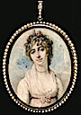1796 Mrs. Harriet Arbuthnot, née Fane by Richard Cosway (Fitzwilliam Museum University of Cambridge - Cambridge, Cambridgeshire UK)
