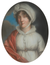 1800-1805 Amalie, Markgravine of Baden by Johann Christian August Schwartz (Boris Wilnitsky)