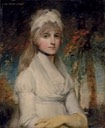 1802 Charlotte Keppel (1771-1852), half-length, In a white dress by John Hoppner (auctioned by Christie's)