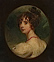 1803 Hon. Emily Mary Lamb by Sir Thomas Lawrence (National Gallery - London UK)