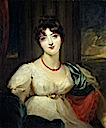 1806 Paulina, Lady Carrington by Sir Thomas Lawrence (Victoria and Albert Museum - London UK)