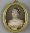 1807 Catherine, Queen of Westphalia in manner of Jean Baptiste Jacques Augustin (Wallace Collection - London UK)