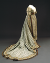 1809 Sofia Albertina of Sweden's court dress