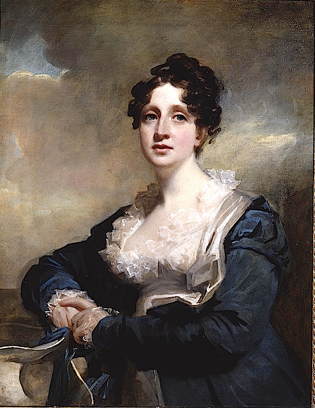 1810ca. Margaret Anne Forbes-Drummond, Lady Walker Drummond by Sir Henry Raeburn (private collection Drummond family)