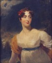 1811 Emily Harriet Wellesley-Pole, Lady FitzRoy Somerset, after Sir Thomas Lawrence (auctioned by Christie's)