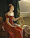 1815 Hortense Bonaparte by Fleury-François Richard (Fondation Dosne-Thiers, Paris)